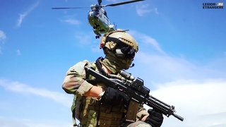 2REP 3CIE amphibious warfare ( амфибийные операции ).