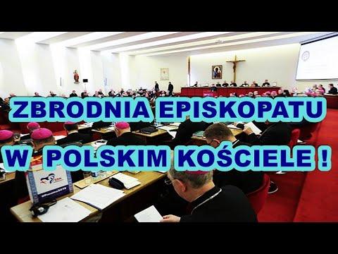 Zbrodnia Episkopatu w Polskim Kościele