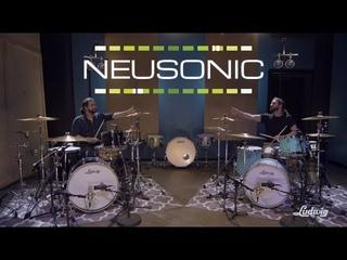 Ludwig NeuSonic - Dueling Brian Tichy