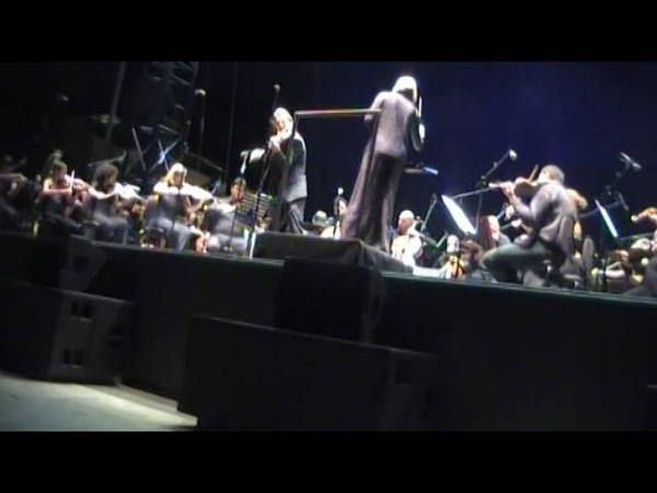 David Garrett Tchaikovsky Violin Concerto in D major op 35 2 Roma 21 07 2016