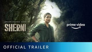 Sherni - Official Trailer   Vidya Balan, Vijay Raaz, Neeraj Kabi   Amit Masurkar, Bhushan Kumar