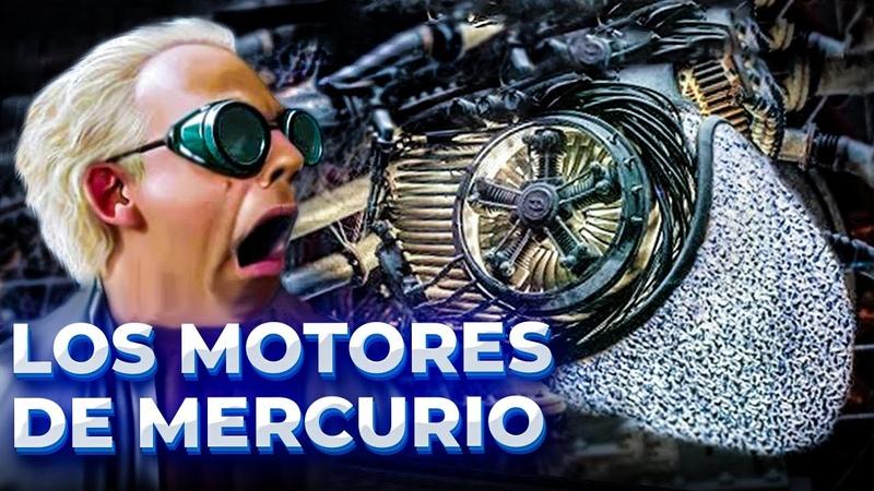 EL MERCURIO PODRIA ARRUINAR LOS PLANES DE LAS ELITES Los motores de mercurio
