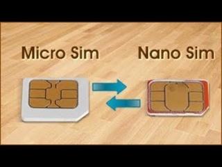 Transformar Micro Chip em Nano - FÁCIL