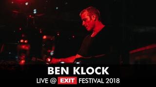 EXIT 2018 | Ben Klock Live @ mts Dance Arena FULL SET