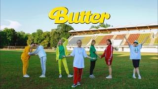 [K-POP IN PUBLIC][ONE TAKE] BTS - 'BUTTER' dance cover by RUNAWAYS