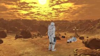 СТРИМ 12 Проходим глюк игры! Прохождение! Martian Gothic -  Готика Марса