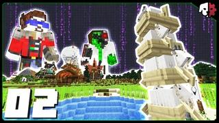 GOATS! BOATS! SHENANIGANS! | HermitCraft 8 | Ep 02