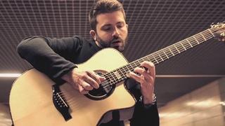 LED ZEPPELIN (Whole Lotta Love) on Acoustic Guitar - Luca Stricagnoli - Fingerstyle Guitar