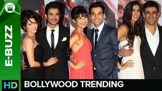 Celebrities At The Premiere Of 'Kai Po Che'   Bollywood News   ErosNow eBuzz