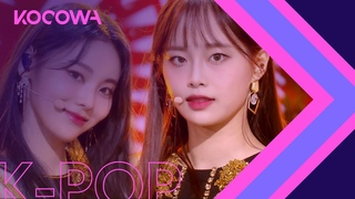 LOONA - PTT (Paint The Town) [Music Bank K-Chart Ep 1080]