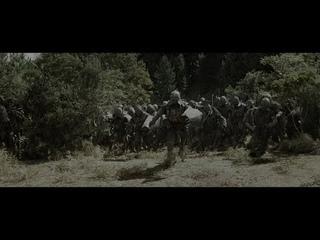 Нападение орков на братство. Властелин колец: Братство кольца (режиссерская версия) | 4К
