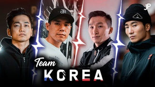 Team B-Boys Korea 🇰🇷