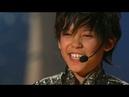 Omar imiterar Ricky Martin - Talang TV4