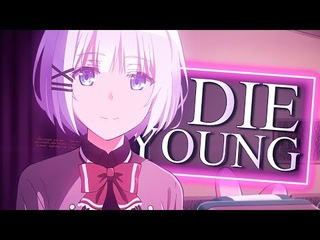 Siesta {edit}   The Detective Is Already Dead「AMV」Die Young『4k 60fps』