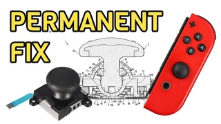 How To Fix Your Joycon Drift Permanently!