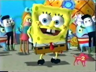 """MTV Video Mods - SpongeBob SquarePants 