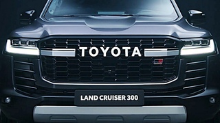 2022 Toyota LAND CRUISER GR — ALL-NEW Toyota LAND CRUISER GR 2022