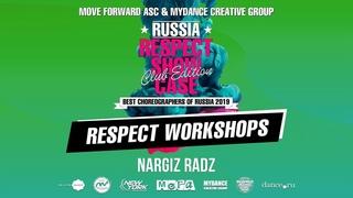 Nargiz Radz | RUSSIA RESPECT WORKSHOPS 2019 [OFFICIAL 4K]