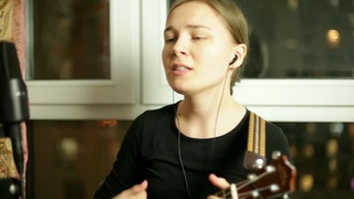 Sixpence None the Richer — Kiss me (укулеле кавер из стрима)