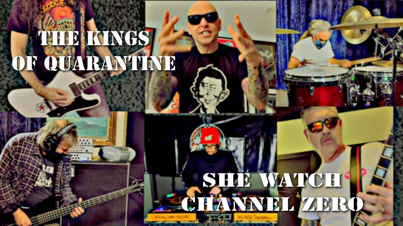 Faith No More Cypress Hill Beastie Boys 311 Mastodon and more cover She Watch Channel Zero