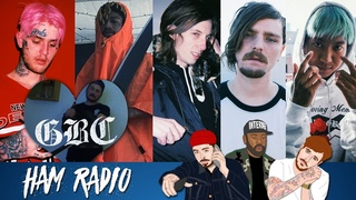 GOTHBOICLIQUE, Lil Peep, Lil Tracy, Wicca Phase, Horse Head, Cold Hart & Nedarb Stop By Ham Radio