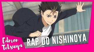 Edmon Tetsuya - Yū Nishinoya V2.0 (New Anime Rap 2021) Аниме реп