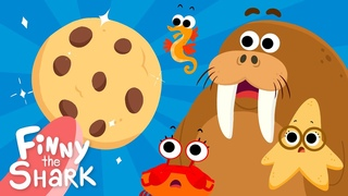 Who Took The Cookie? (Under The Sea)   Kids Songs   Finny The Shark