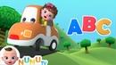 ABC Song More Nursery Rhymes Kids Songs NuNu Tv
