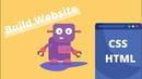 Верстка сайта - часть 2 CSS HTML