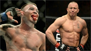 VBL 60 Welterweight Georges St-Pierre vs Colby Covington