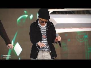 [fancam] 111028 SHINee Key - rehearsal @ Busan K-POP Concert