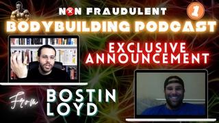 Kidney Failure + Fouad Abiad + Ameen Alai || Non-Fraudulent Bodybuilding Podcast #1 w/ Bostin Loyd