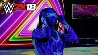WWE 2K18 - Naomi (Entrance, Signature, Finisher)