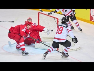 Canada Beats Russia With Highlight OT Goal In QuarterFinals   2021 World Championship