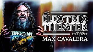 Max Cavalera Shares the Importance of Family & Being a Student of Metal on Clown's Electric Theater