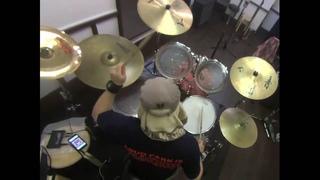 Amorphis - Winter's Sleep - Drum Cover HD