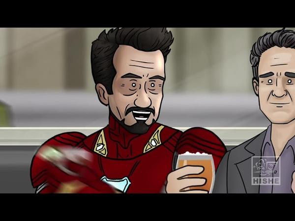Как следовало закончить фильм Мстители Война бесконечности Озвучка