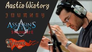 Остин Уинтори (Austin Wintory)- композитор Journey, flOw, Assasin's Creed Syndicate, The Banner Saga