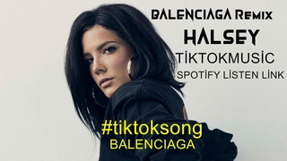 Halsey - BALENCIAGA (Ahmet Cinkaya Remix) + Spotify Link