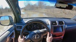 2020 Lexus GX 460 Luxury - POV Test Drive (Binaural Audio)