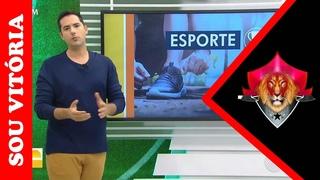 Vitória empata com o Sampaio Corrêa pela série B do Campeonato Brasileiro