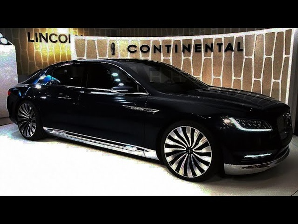 NEW 2021 Lincoln Continental Luxury Coach Door Edition Exterior and Interior 4K