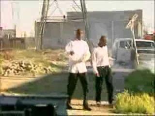 2PAC with his crew RARE - Thug Angel, Pacs Life
