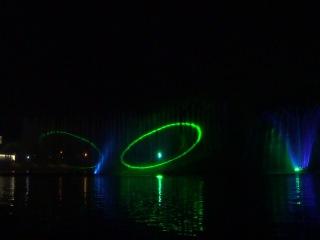 Винницкие фонтаны 3
