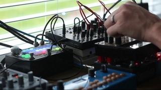 Ambient Jam - 2021-03-14: Organelle, Volca Keys, 0-Coast