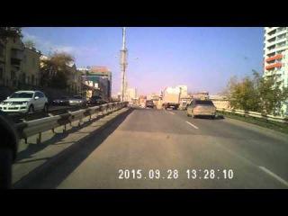 ДТП Екатеринбург Московская - Радищева