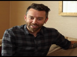 [MSN]Toronto Canada - Exclusive Interview with Tim McIlrath (Rise Against) 2014