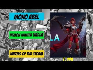 FANCON 2016. Одиночное дефиле (3 место): Mono Abel (Уфа) - Heroes of The Storm: Demon Hunter Valla