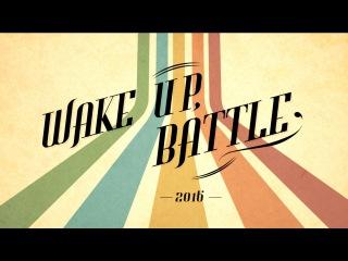 Byron Cox | Judges Demo | Wake Up Battle 2016 | FSTV