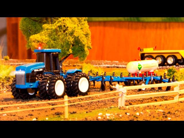 Traktor Wesoły Traktorki Praca na polu Formation and Uses Fairy Tractors For Kids